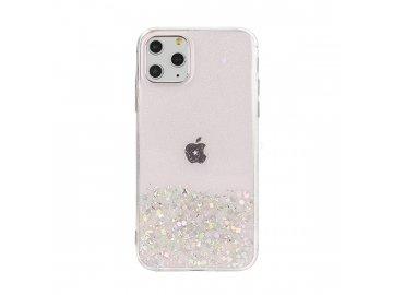 Brilliant Clear silikónový kryt (obal) pre iPhone 7/8/SE 2020 - ružový
