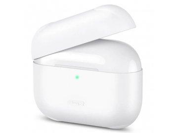 ESR silikónové puzdro pre Apple Airpods Pro - biele