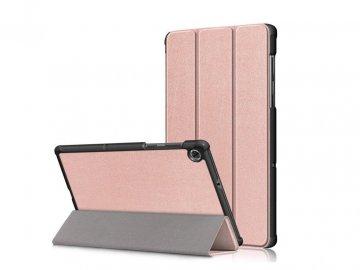 Obal pre tablet Samsung Galaxy TAB A7 - ružovo zlatý