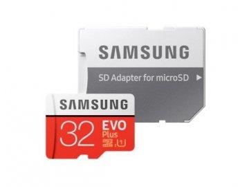 Pamäťová karta Samsung Micro SDHC EVO Plus UHS-I 32GB