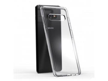 Silikónový kryt (obal) 2mm pre Samsung Galaxy S20 - priesvitný