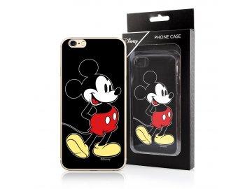 Disney Mickey zadný kryt (obal) pre Samsung Galaxy A21s - čierny