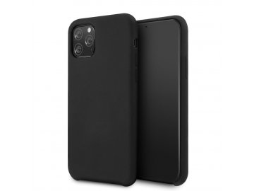 Vennus Lite silikónový kryt (obal) pre Samsung Galaxy S 20 FE - čierny