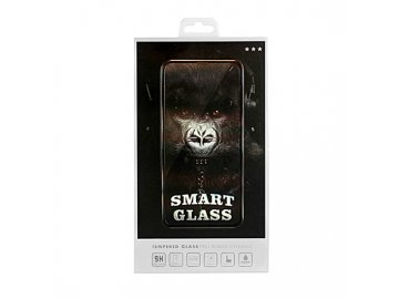 Smart Glass 5D tvrdené sklo pre iPhone X/XS - čierne