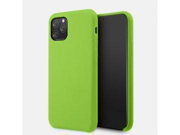 Vennus Lite silikónový kryt (obal) pre Samsung Galaxy S21+ (Plus) - zelený