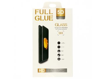 5D tvrdené sklo pre Samsung Galaxy S20+ (Plus) - čierne