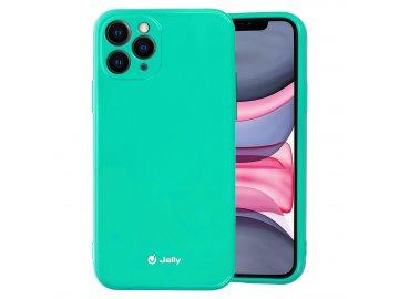 Jelly Colorful kryt (obal) pre Samsung Galaxy A20e - tyrkysový