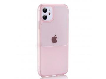 Tel Protect silikónový kryt (obal) pre Samsung Galaxy S21+ (Plus) - ružový