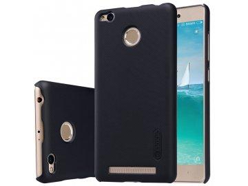 Nillkin plastový kryt (obal) pre Xiaomi Redmi 3Pro/3S - black (čierny)