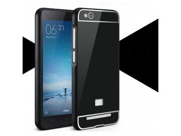 Hliníkový kryt (obal) pre Xiaomi Redmi 3Pro/3S - black (čierny)