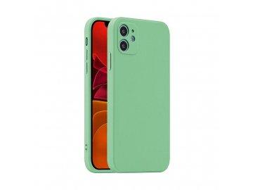 Fosca Case silikónový kryt (obal) pre Samsung Galaxy A12 - zelený
