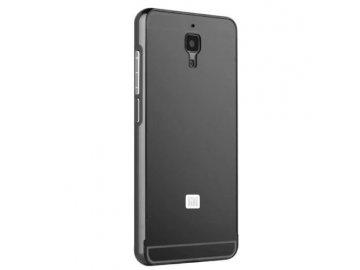 Hliníkový kryt (obal) pre Xiaomi Mi4 - black (čierny)