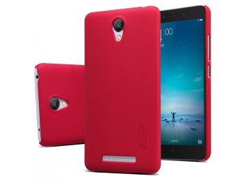 Nillkin plastový kryt (obal) pre Xiaomi Redmi Note 2 - red (červený)