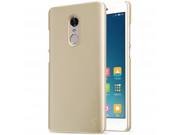 Nillkin plastový kryt (obal) pre Xiaomi Redmi Note 4 - gold (zlatý)