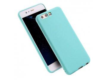 Silikónový kryt (obal) pre Huawei P10 - light blue (sv. modrý)