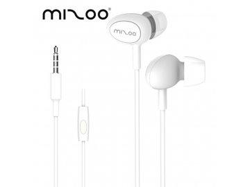 Stereo slúchadlá Mizoo G10 - biele