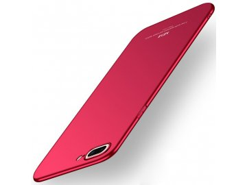 Plastový kryt pre iPhone 7+/8+ (PLUS) - simple red