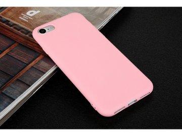 Silikónový kryt pre iPhone 7 / 8 - ružový