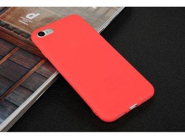 Silikónový kryt pre iPhone 7 / 8 - červený