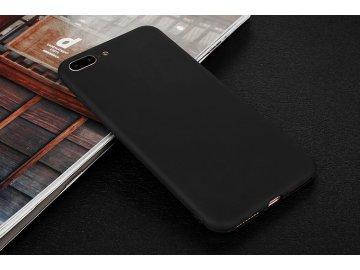 Silikónový kryt pre iPhone 7+/8+ (PLUS) - čierny