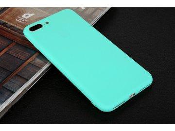 Silikónový kryt pre iPhone 7+/8+ (PLUS) - sv. modrý