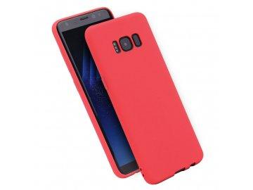 Silikónový kryt pre Samsung Galaxy Note 8 (N950F) - červený