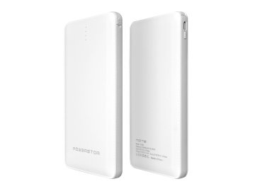 Power Bank POWERSTAR Duo A382 (10500mAh) - biely