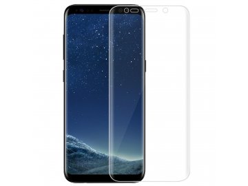 Predná + zadná 3D tvrdená fólia pre Samsung S8