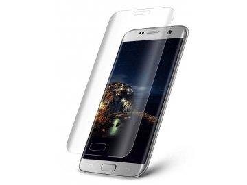 3D tvrdené sklo pre Samsung Galaxy S6 Edge+ (PLUS) - priesvitné
