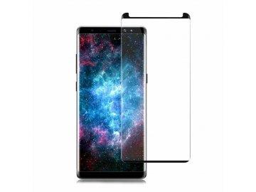 Star*Case 3D tvrdené sklo pre Samsung Note 8 - čierne