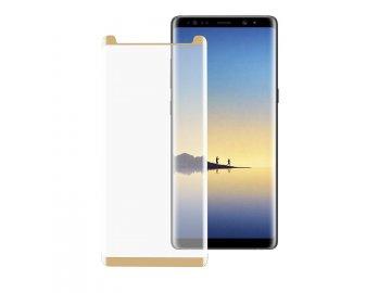 Star*Case 3D tvrdené sklo pre Samsung Note 8 - zlaté