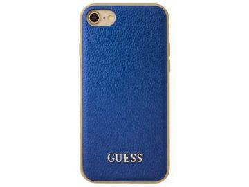 GUESS kryt pre iPhone 7 / 8 - modrý