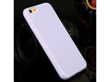 Silikónový obal na Samsung Galaxy S3 biely