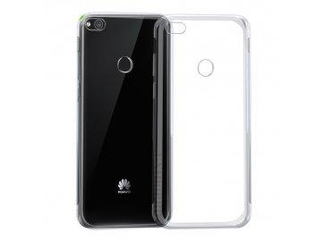 Silikónový kryt (obal) pre Huawei P9 lite 2017 - clear (priesvitný)