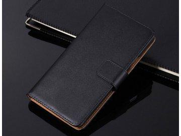 Flip Case (puzdro) pre LG Q6 - čierne (black)