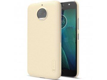 Nillkin kryt (obal) pre Lenovo (Motorola) Moto G5S+ (PLUS) - zlatý