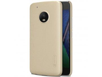 Nillkin kryt (obal) pre Lenovo (Motorola) Moto G5+ (PLUS) - zlatý