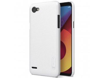 Nillkin plastový kryt (obal) pre LG Q6  - white (biely)