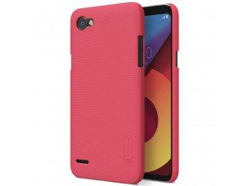Nillkin plastový kryt (obal) pre LG Q6 - red (červený) 3b779165557