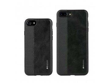 Obal na iPhone X G-CASE čierny