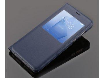 Flip Case (puzdro) pre Huawei Honor 8 - modré (blue)