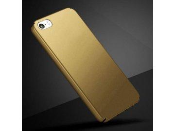 Plastový kryt (obal) pre Iphone 4/4S - zlatý