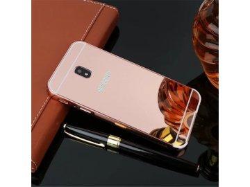 Hliníkový kryt (obal) pre Samsung Galaxy J5 2017 (J530F) - rose gold