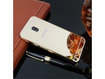 Hliníkový kryt (obal) pre Samsung Galaxy J3 2017 (J330F) - zlatý