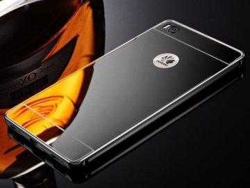 Hliníkový kryt (obal) pre Huawei P9 Lite 2017 - čierny