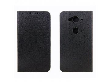 Flip Case (puzdro) pre Acer Liquid E3 - black (čierne)