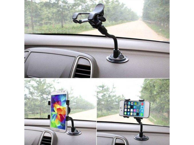 Univerzálny 360° držiak do auta pre všetky typy telefónov