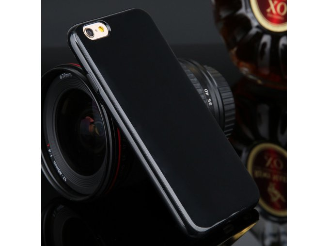 Silikónový kryt (obal) pre Sony Xperia M2 - black (čierny)