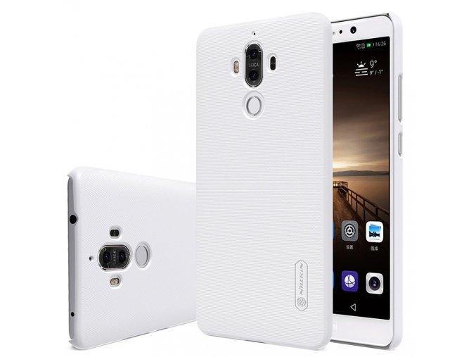 Plastový Nillkin kryt (obal) pre Huawei Mate 9 - white (biely)
