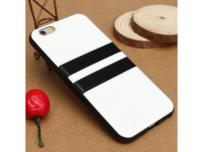 Zadný kryt (obal) pre Iphone 6/6S - white (biely)